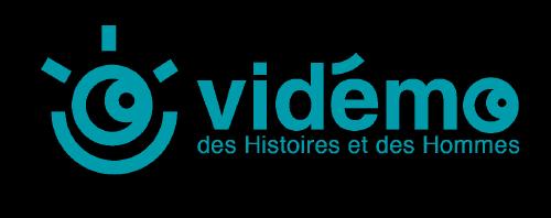 Logo Vidémo, agence vidéo à Brest - vidéo, drone, motion design