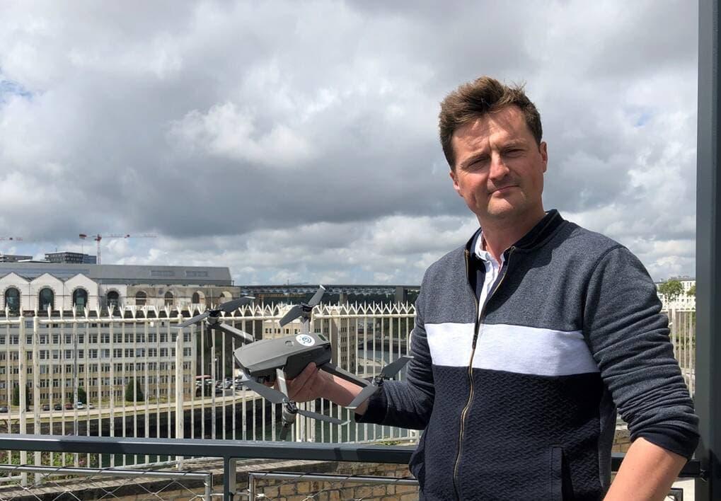 Article Hervé Beau- Vidémo, agence vidéo à Brest