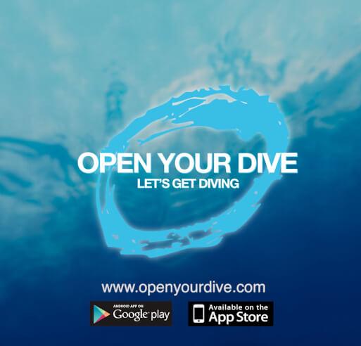 VIdémo agence Vidémo, réalisation d'animation en motion design à Brest : Open your Dive